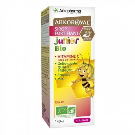 Arkopharma - Arko Royal Sirop junior fortifiant - 140 ml