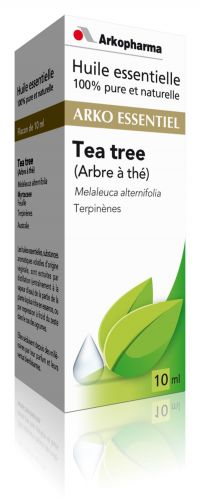 Arkopharma - Tea tree (Arbre à thé) (Melaleuca alternifolia) - 10ml