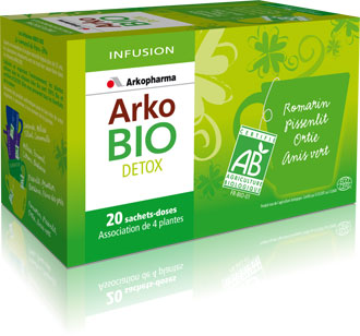 Illustration Arkobio Infusion Detox