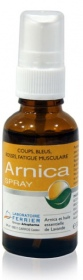 Illustration Homéopathie Ferrier arnica spray