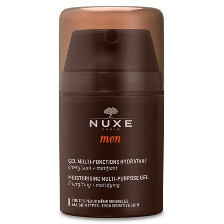 Nuxe - Nuxe Men Gel Multi-fonctions Hydratant 50ml
