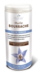 Illustration Incontournables Huile de Bourrache Capital Jeunesse