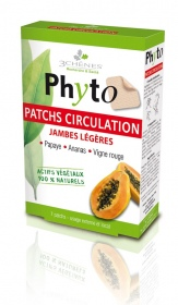Illustration Phyto Patch Circulation Jambes Légères