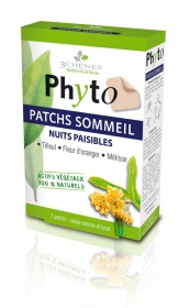 Les 3 Chênes  - Phyto Patch Sommeil Nuits Paisibles