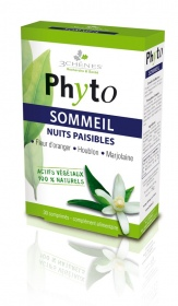 Illustration Phyto Sommeil Nuits Paisibles