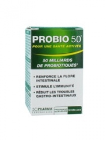 Illustration Probio 50 Flore Intestinale