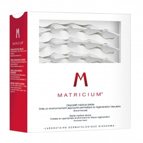 Illustration Matricium Traitement Dermatologique Cure de 30 Dosettes de 1ml