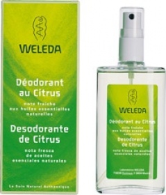 Illustration Déodorant au Citrus 100ml