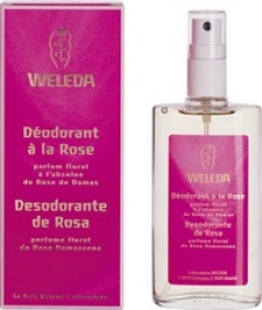 Illustration Déodorant à la Rose 100ml