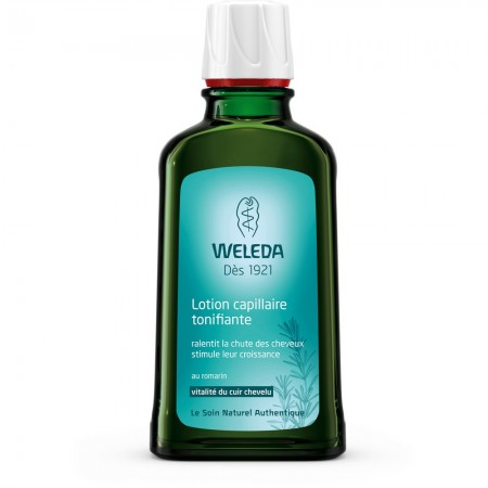 Weleda - Soins Capillaires Lotion Capillaire au Romarin 100ml