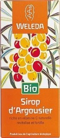 Illustration Jus et Sirops Sirop d'Argousier Bio 200ml
