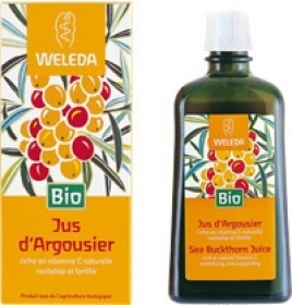 Illustration Jus et Sirops Jus d'argousier Bio 200ml