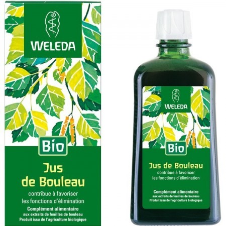 Illustration Jus de Bouleau Bio - 200ml