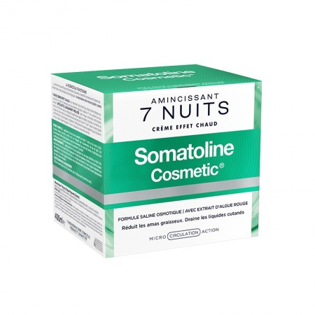Somatoline Cosmetic - Traitement Amincissant Intensif Nuit - 400ml