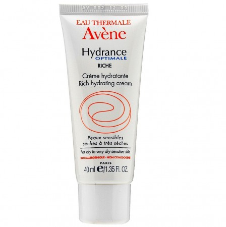 Illustration Hydrance OPTIMALE Riche 40 mL