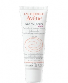 Illustration Antirougeurs Jour crème hydratante protectrice 40 ml
