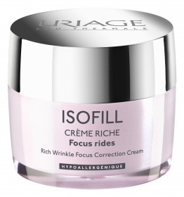 Illustration Isofill Crème riche focus rides - 50 ml