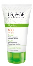 Illustration Hyséac Fluide haute protection SPF30 - 50 ml