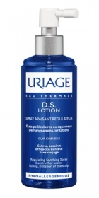 Uriage - D.S. Lotion spray apaisant régulateur - 100 ml