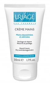 Illustration Protection Crème Mains tube 50 ml