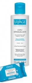 Illustration Démaquillants L'eau Démaquillante Flacon 250ml
