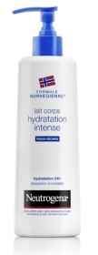 Illustration Formule Norvégienne Lait corps hydratation intense 250 ml