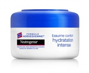 Illustration Formule Norvégienne Baume confort hydratation intense 200 ml