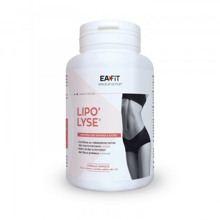 Illustration Lipo'lyse - 180 capsules