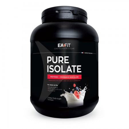 Illustration Pure Isolate Fruits Rouges 750g