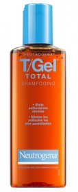 Neutrogena - T/Gel TOTAL Shampooing 125 ml