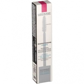 La Roche Posay - Respectissime Mascara Volume - Brun 7,6 ml