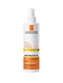 Illustration Anthélios XL SPF 50+ Spray Application Facile 200ml