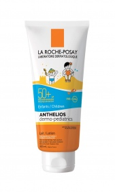 Illustration Anthélios dermo-Pediatrics SPF 50+ Lait velouté 300ml