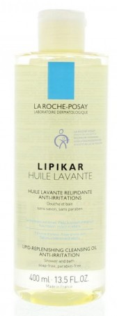 Illustration Lipikar Huile Lavante Relipidante Anti-Irritations 400ml