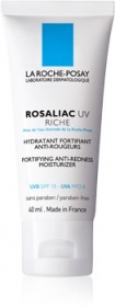Illustration Rosaliac UV Riche Hydratant Anti-Rougeurs 40 ml