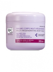 Illustration Soins Corps Multi-Régénarants Baume Corps 300ml