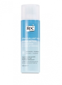 Roc - Nettoyants-Démaquillants  Yeux Double Action 125ml
