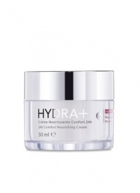 Illustration Hydra+ Crème Hydratante Confort 24h Riche 50 ml