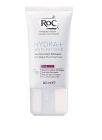 Illustration Hydra+ Soin Nourrissant Anti-Fatigue 40ml