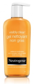 Illustration Visibly Clear Gel nettoyant non gras 200 ml