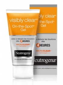 Neutrogena - Visibly Clear Gel On-the-Spot 15 ml
