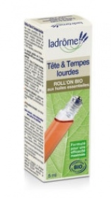 Illustration Roll'ON Têtes et Tempes 5 ml