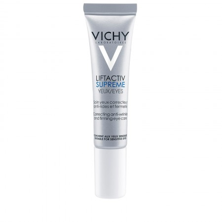 Illustration Liftactiv Technologie Derme Source Liftactiv Yeux 15 ml