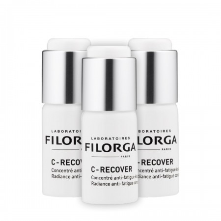 Filorga - C-Recover Concentré anti-fatigue éclat 3x7ml