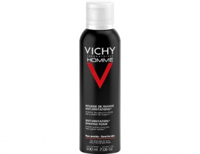 Vichy Laboratoires - Mousse à raser Anti-irritations 200 ml