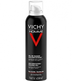 Vichy Laboratoires - Vichy Homme Gel de rasage Anti-irritations 150 ml
