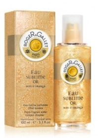 Illustration Eau Sublime Or Bois d'Orange 100 ml