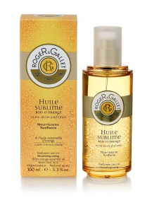 Roger Gallet - Huile Sublime Bois d'Orange - 100 ml