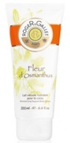 Illustration Lait Velouté Fleur d'Osmanthus 200 ml