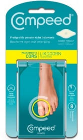 Compeed - Pansement Cors Grand Format 8 unités